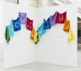 Installation Flags FlyingAtrium The Hague2016
